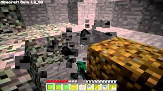 ★ Minecraft Gameplay - Cave Diving!
