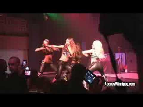 Girlicious - Stupid Shit Live @ Blush Ultraclub - www.AccessWinnipeg.com