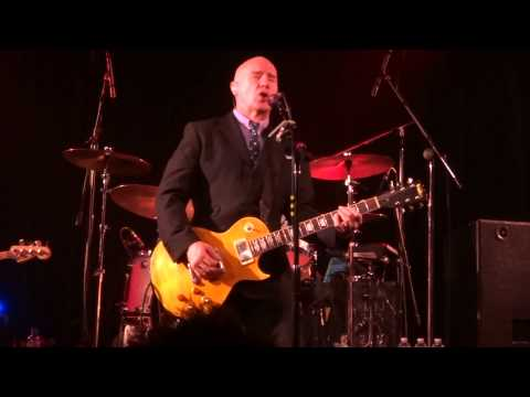 Midge Ure - Love's Great Adventure (Short clip, live @ the Coach House in San Juan Capistrano, CA)