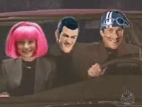What is Lazy Town?