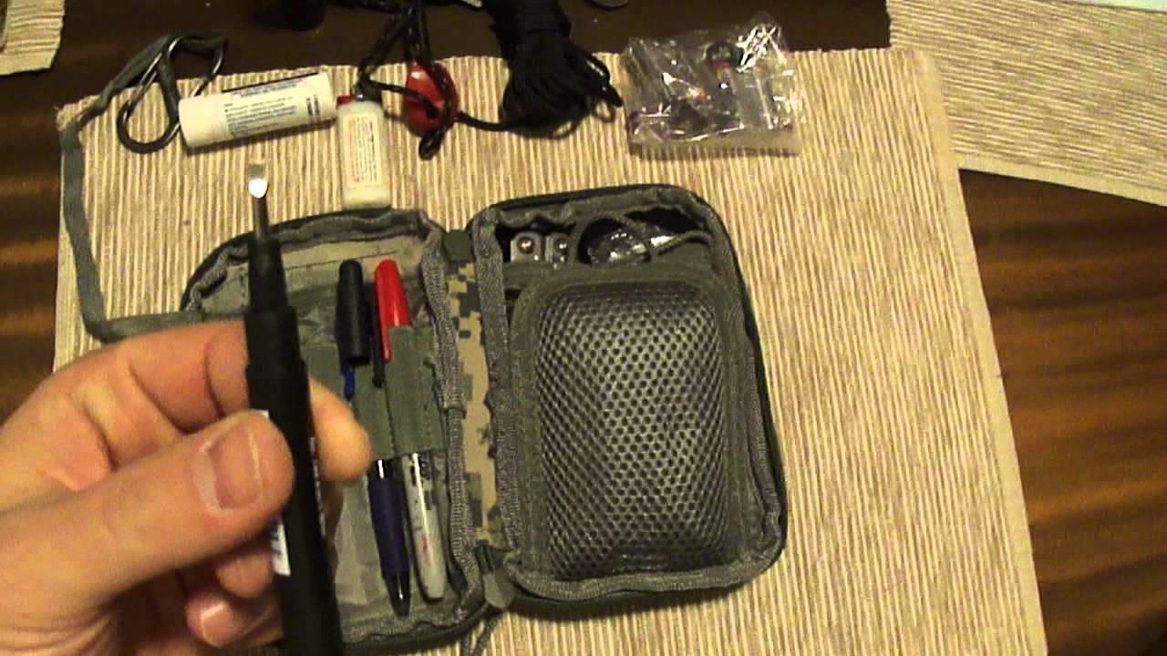 Condor Edc Pocket Pouch Youtube