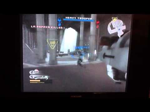 Star Wars Battlefront 2 PS2 Online 2013