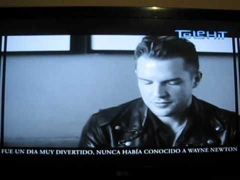 Entrevista a Brandon Flowers parte 1