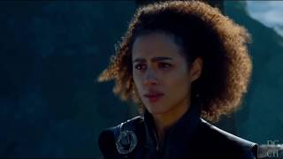 Jon Snow And Davos Speaks With Missandei got S07 Ep4 1