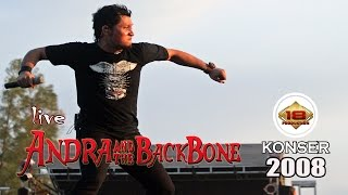 ANDRA AND THE BACKBONE"