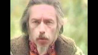 Alan Watts - being aware of awareness