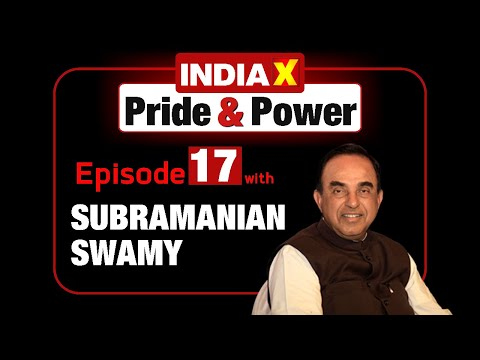 How Pakistan went bankrupt? with Subramanian Swamy: IndiaX Pride and Power Episode 17  | NewsX