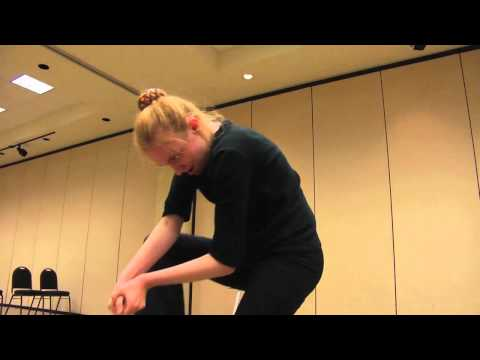 the Martyr Joan Critics Choice Mime video