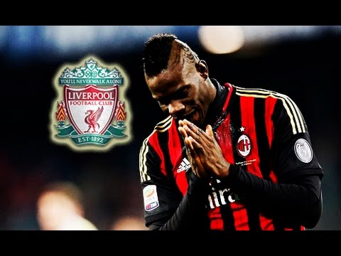 Mario Balotelli - Welcome to Liverpool | Skills, Goals & Assists 2013/14 ||HD||