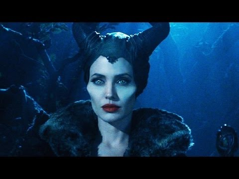 Maleficent (Starring Angelina Jolie) Movie Review