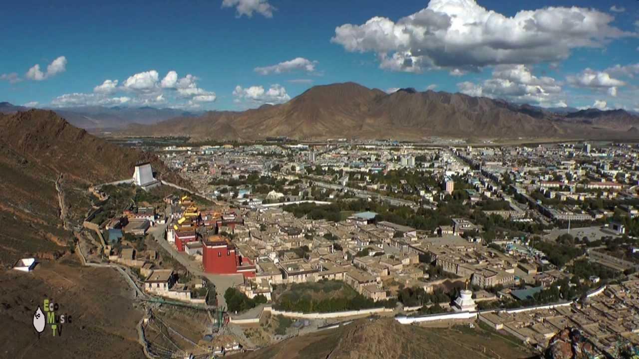 ecomusictv [世界遺産]チベット/Tibet - YouTube