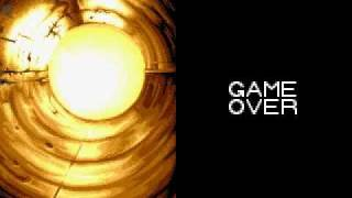 Alien 3 Game Over Sega Genesis