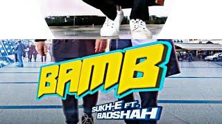 Bamb    Sukhe badshah feat    Dance by NAZEER👑