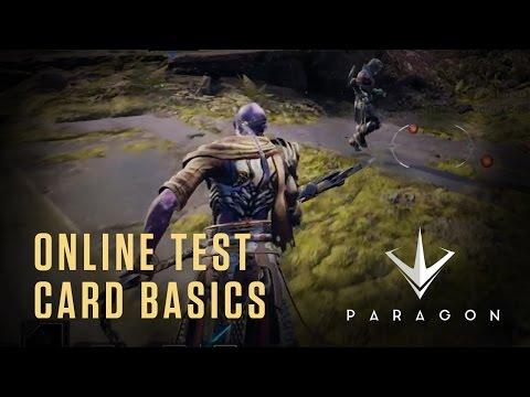 Online Test Card Basics
