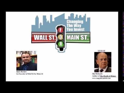 Jim Rickards: China Wants The SDR