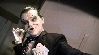 Hot Toys DX14 Joker Mime Version Part 2