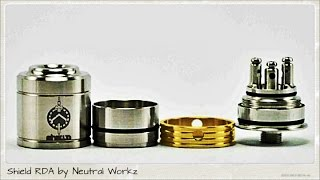 The Shield RDA by Neutral Workz