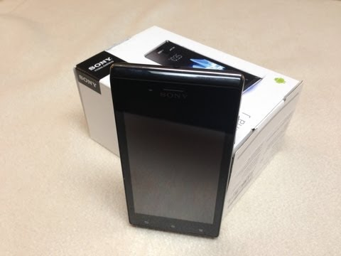 Videoreview Sony Xperia J - Análisis
