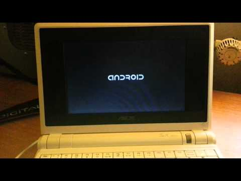 Asus EEE Android 4.0 Ice Cream Sandwich