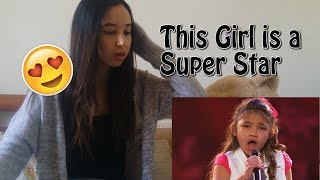 download lagu Angelica Hale Golden Buzzer  - This Girl Is gratis