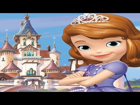 SOFIA THE FIRST   Princess Sofia Keys to the Castle   New English Episode   Disney Princess Game