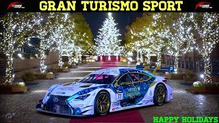 GT Sport - Happy Holidays & Reviewing the Newest Update I missed