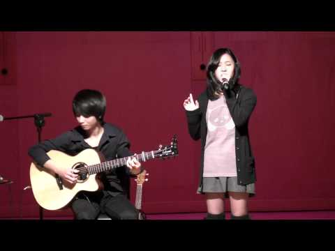 (adele) Someone Like You - Megan Lee With Sungha Jung video