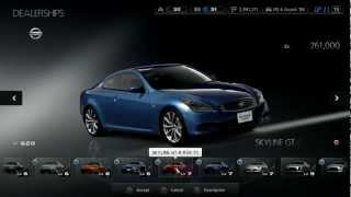 All Premium GT5 cars Showcase FULL HD money glitch cheat