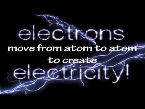 Electricity Song - Elementary Science Music - YouTube