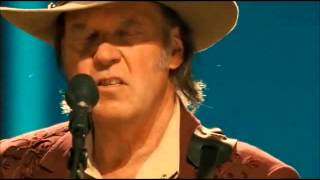 Watch Neil Young Four Strong Winds video