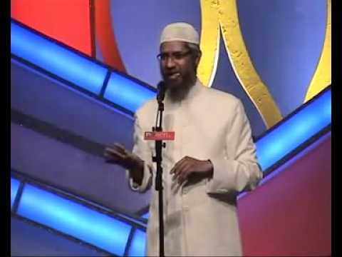 Dr Zakir Naik Reply To Ndtv's False Accusations In Hindi   Urdu video