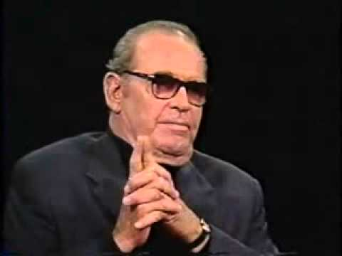 James Garner interview on Charlie Rose - Part 1