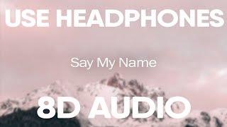 David Guetta Say My Name 8d Audio Ft Bebe Rexha J Balvin