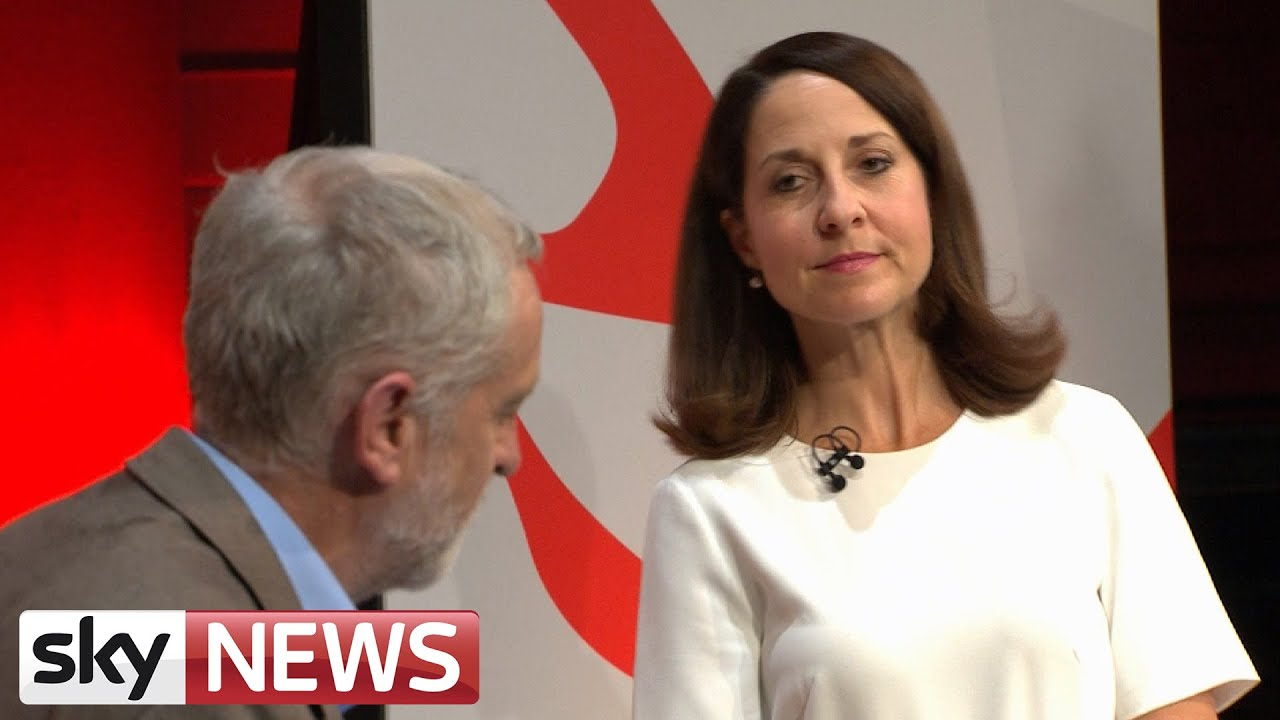 Labour Debate: Could Corbyn And Kendall Work Together?