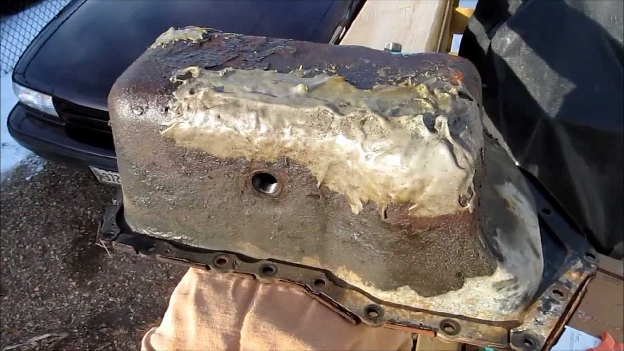 Dead Oil Pan Review From A 2002 Pontiac Grand Prix With A