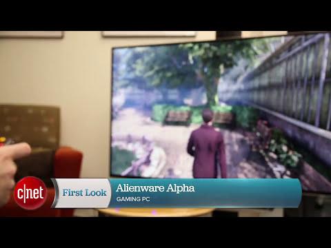 Alienware Alpha bridges the PC/console gaming divide