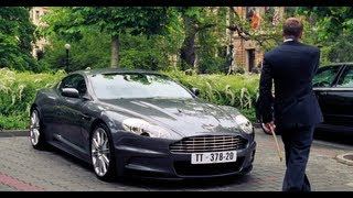 Skyfall - James Bond - Aston Martin DBS - Commercial Skyfall