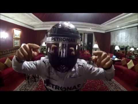 Nico Rosberg: Behind the Scenes Soccer