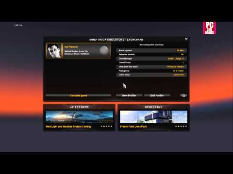 ETS2 - Installing Traffic & new Trailers!