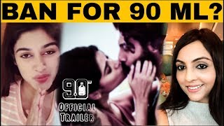 Oviya's Reply To Critics About 90ml Trailer | STR | Oviya | Anita Udeep