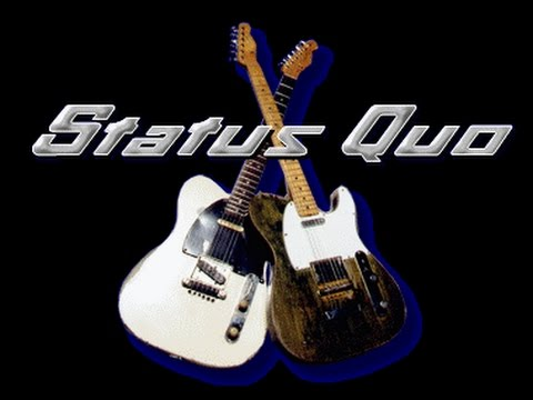Status Quo - Blessed Are The Meek