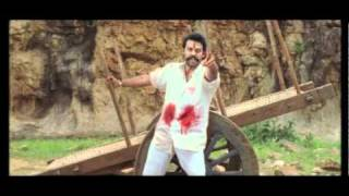 Venkatesh Powerful Action Scene   Jayam Manadera Telugu Movie   Soundarya   Suresh Babu