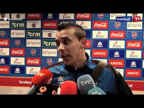 Declaraciones de Xavi Torres y Botelho tras el Levante UD 3 - Granada CF 1 J36 Liga BBVA