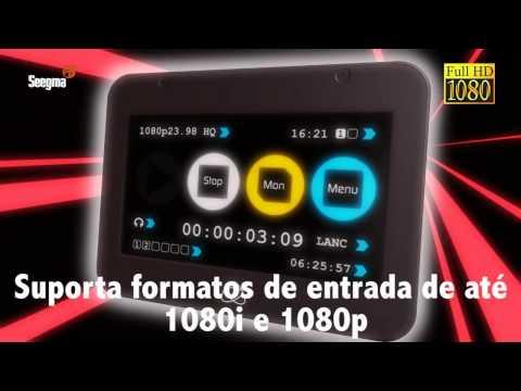 Atomos Ninja - Gravador, Monitor, Playback