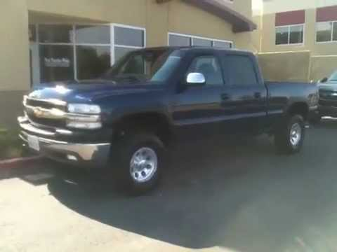2000 Chevy Crew Cab Lifted 4x4 Crew Cab ls Chevy