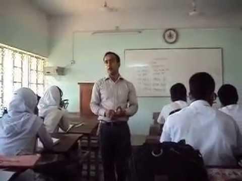 Adamjee Cantonment College, Fazlur Rahman Sir, Bangla Teacher video