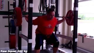 Francis Rousseau - Training 2014-06-13