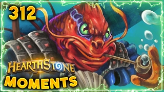 LETHAL is Prettyyy Gooood!! | Hearthstone Gadgetzan Daily Moments Ep. 312 (Funny and Lucky Moments)