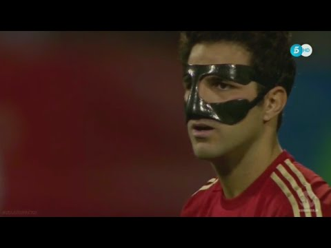 Cesc Fabregas vs Costa Rica (H) | 11/6/15 - International Friendly