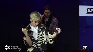 "Download Lagu Troye Sivan - ""My My My!"" Acoustic Live #HMHStage17 Gratis STAFABAND"